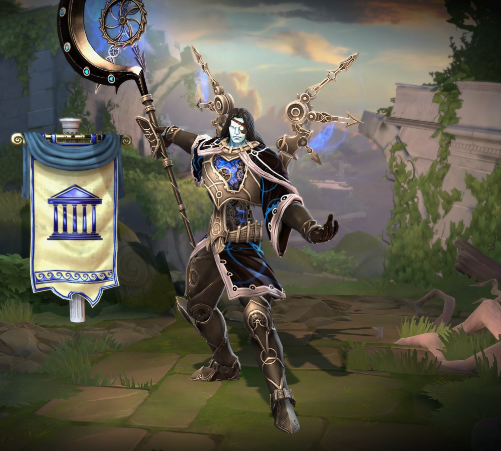 Official SMITE Wiki
