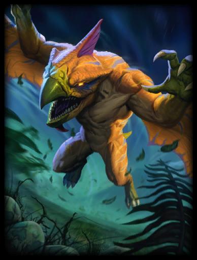 Jurassic Skin card