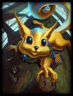 Golden/Legendary/Diamond Ratatoskr
