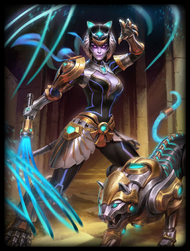 Star Tamer Skin card