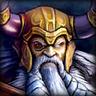 Retro Odin Avatar