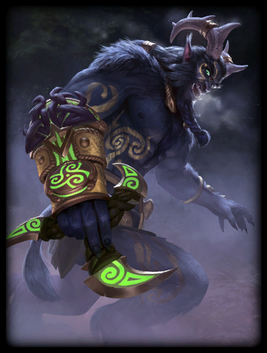Convention 2018 Skin card