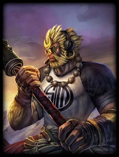 Team SoloMid Skin card