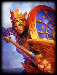 Golden Athena