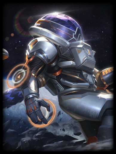 Interstellar Skin card