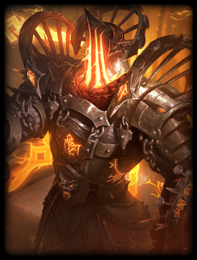 Eternal Tormentor Skin card
