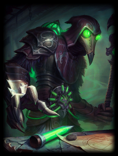 Plague Lord Skin card