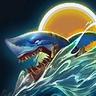 Shark Bite Emote