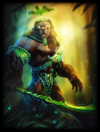 Original Jungle King Skin card
