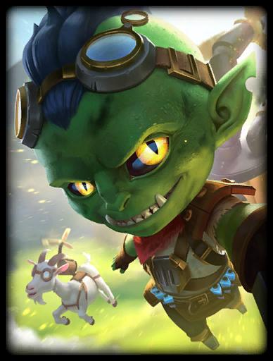 Gadget Goblin Skin card