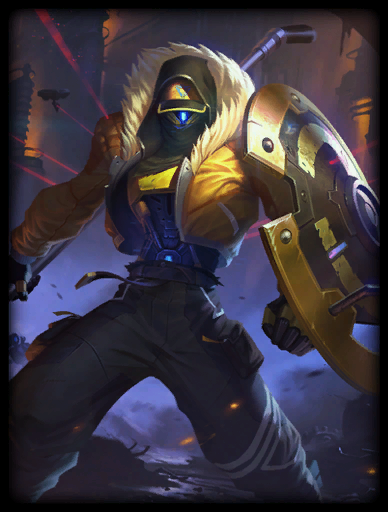 Modern Android Skin card
