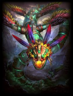 T Kukulkan Quetzal Card.png