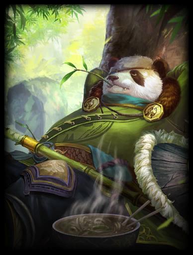Pandamonium Skin card