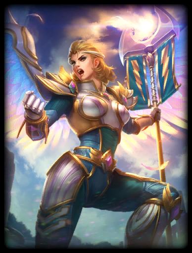 Conqueror Skin card