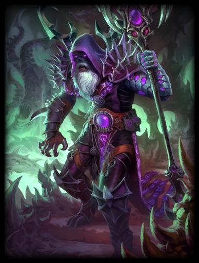 Abyssal Sorcerer Skin card