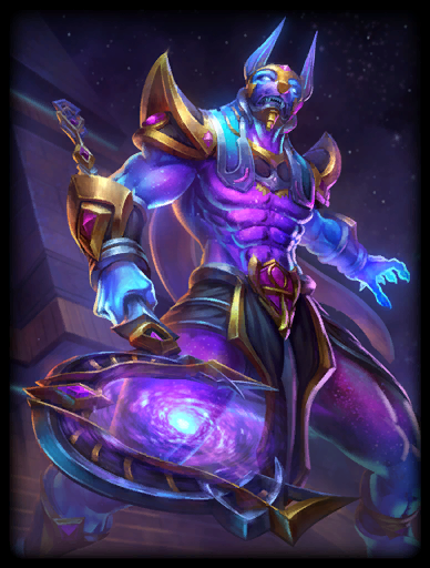 Cosmic Power Skin card