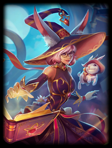 Spellbound Skin card