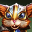 Armorred Scurrier Ratatoskr