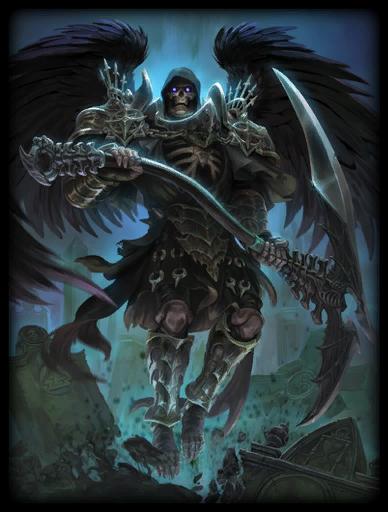 Grim Reaper Skin card