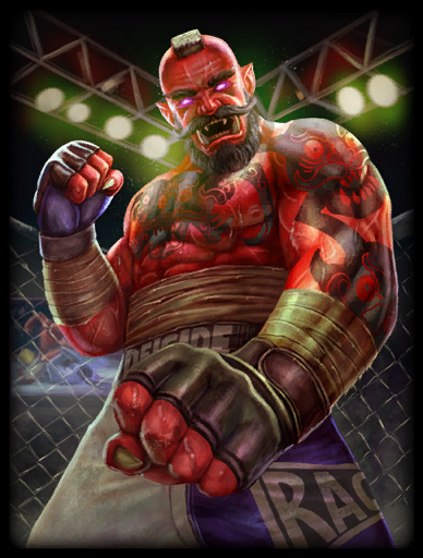 Rock From Bisrakh Skin card