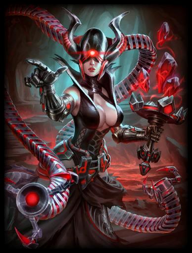 Grim Shadow Skin card