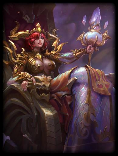 Dragon Priestess Skin card