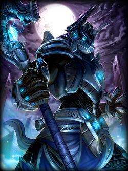Adjudicator Anubis