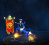 Original Blue Lotus Skin model