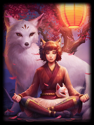 Spirit Guide Skin card