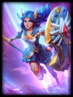 T Athena Anime Card.png