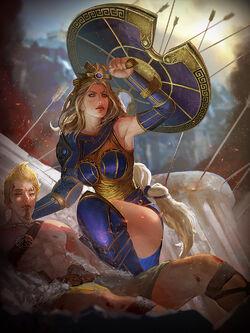 Updated Athena Mastery Skins