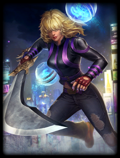 Modern Mercenary Skin card