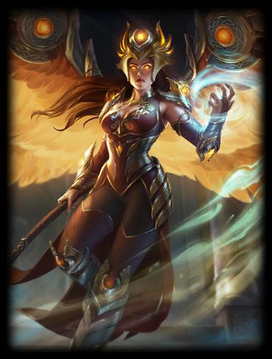 Valkyrie's Rage Skin card