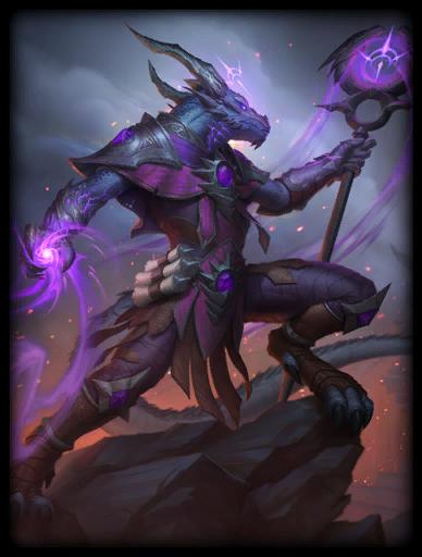 Death Dragon Skin card