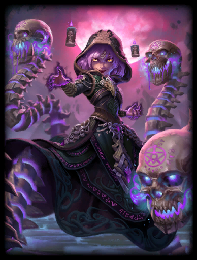 Living Death Skin card