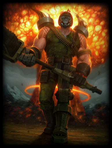 Full Metal Skin card