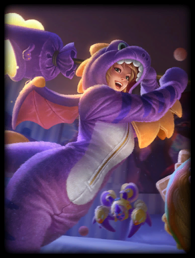 Pillow Fight Skin card