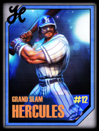 Grand Slam Skin card