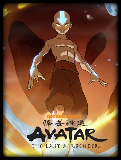 Avatar Aang Skin card