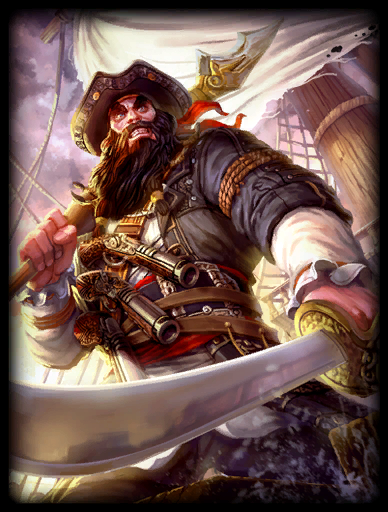 Dreadbeard Skin card