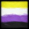 Non-Binary Flag Avatar