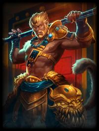 Golden Sun Wukong