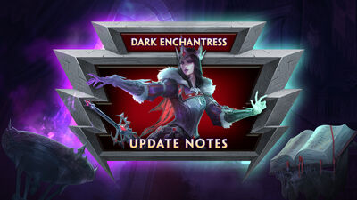 8.6 - The Dark Enchantress Update