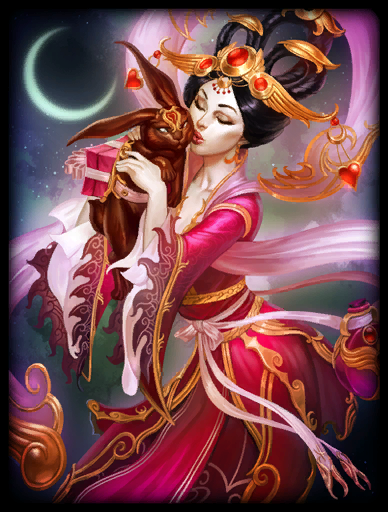 Moonlight Love Skin card