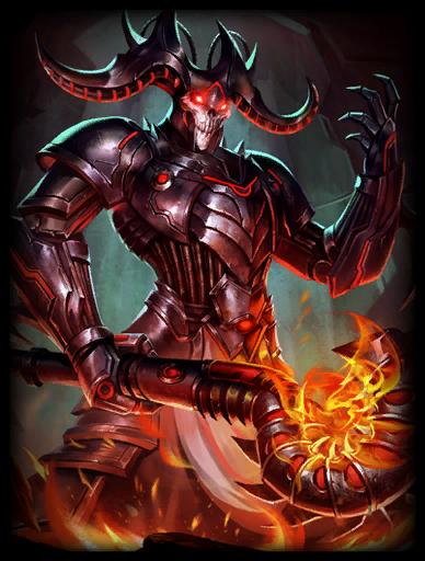 Grim Wraith Skin card