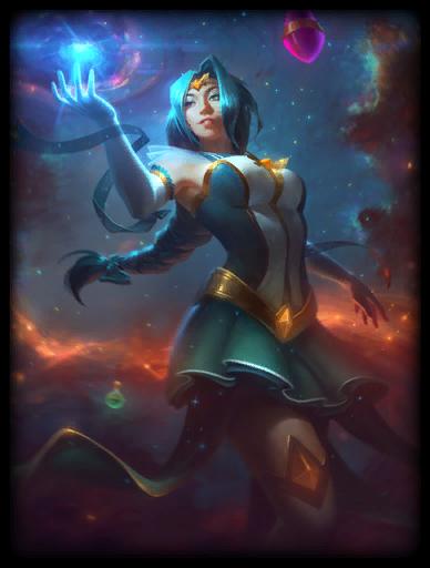 Mystic Enchantress Skin card