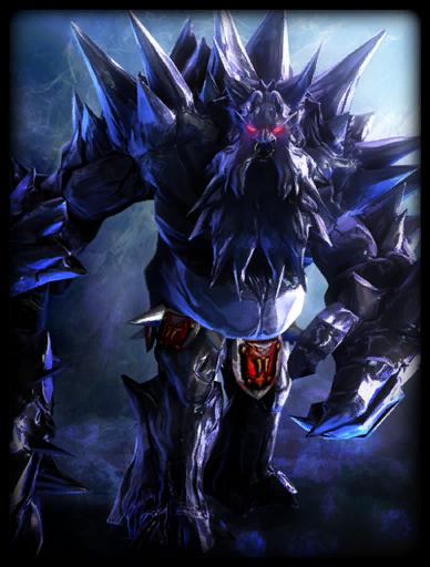 Obsidian Shard Skin card
