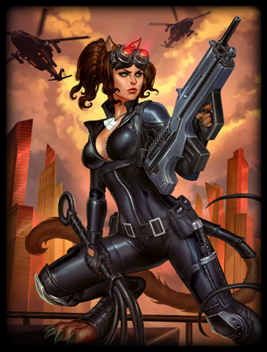 Covert Ops Skin card