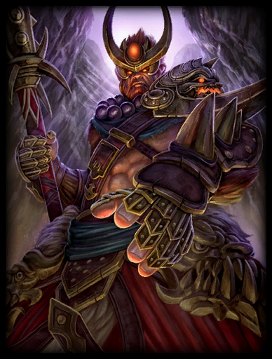 Heavenly Warlord Skin card