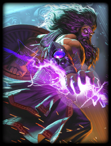 Thunderhead Skin card